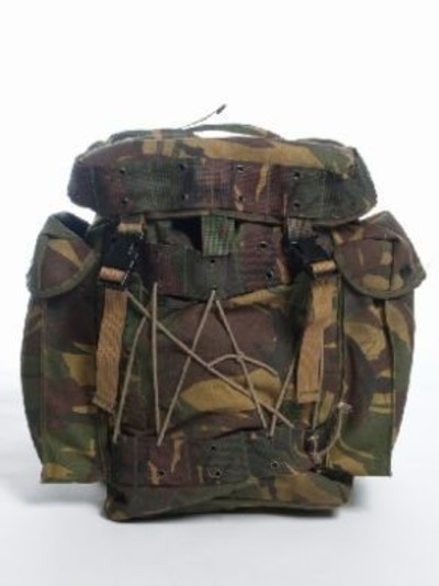 Dutch DPM patrol pack