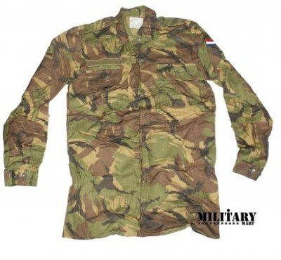 Dutch DPM Combat shirt