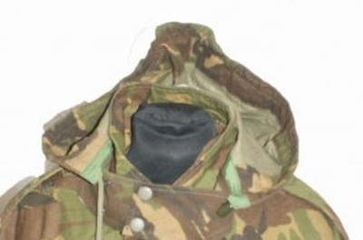 dutch dpm goretex® hood