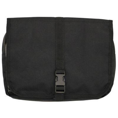 Dutch Army Wash Bag - Black