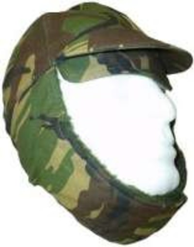 Dutch Camo Winter Hat