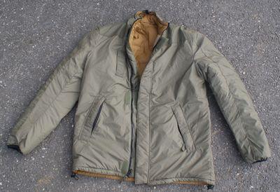 Dutch Army Issue Reversable Softie Jacket NEW