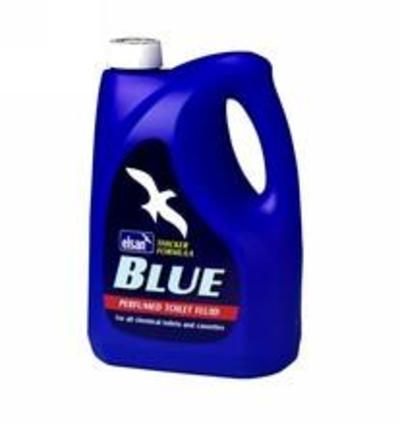 Elsan Blue perfumed Toilet Fluid