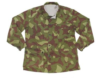 Finnish Army Reversable Camo / White Jacket M62