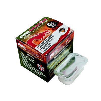 Fire Dragon Gel Fuel Sachets 6 x 27g
