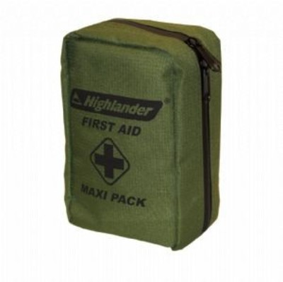 Military First Aid Kit Maxi