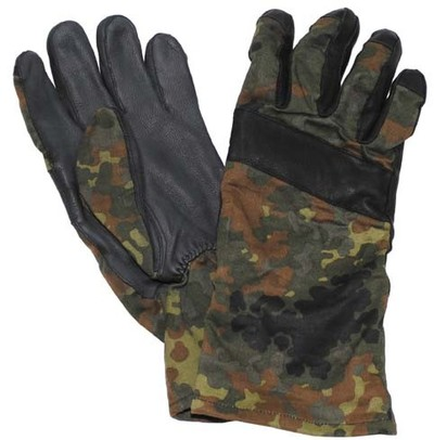 German Flecktarn Gloves