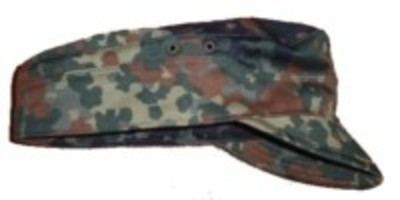 German Flecktarn Field Camo Cap