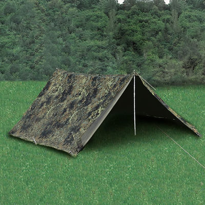 German Army Flecktarn Tent