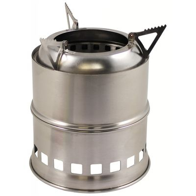 Forest Stove Stainless Steel