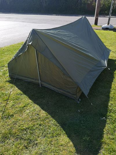 Tents and Bivouac