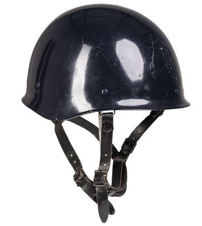 French Gendarmerie Blue Helmet