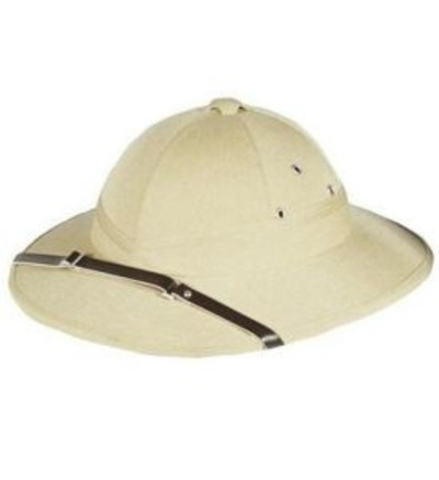 French Pith Helmet