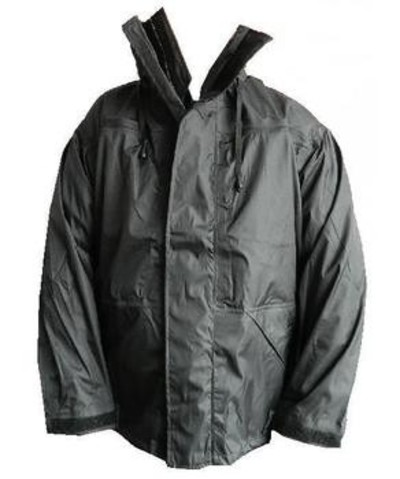Waterproof & Breatable Tempest Jacket - Olive Black