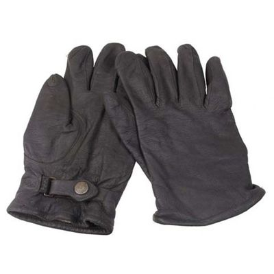 German Leather Luftwaffe Gloves