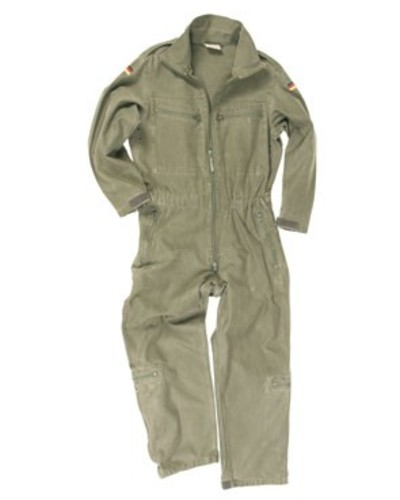 German Olive Tank Flightsuit