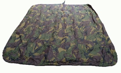 Dutch Army Bergen cover / groundsheet