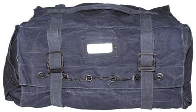 Italian Canvas Holdall