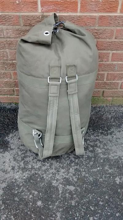 German Army Kit bag