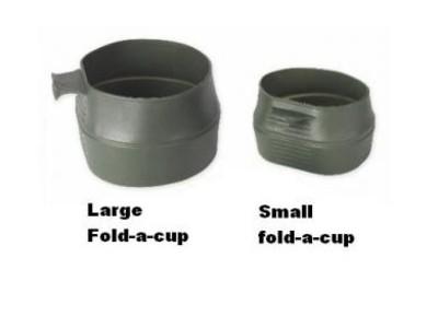 WILDO Fold-A-Cup® Large 600ml Swedish Folding  flexi cup