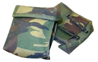 Dutch Small Webbing Magazine Pouch