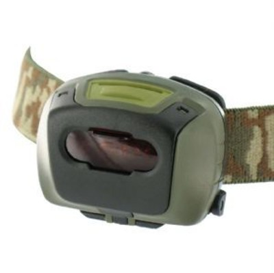 Mira Camo Strap Headlamp Torch