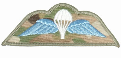 Para Wings Multicam MTP Blue Thread