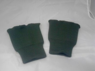 British Army Military Green Para Cuffs