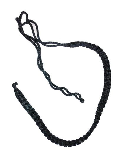 Navy Blue No.2 Dress Lanyard