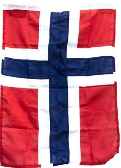 Genuine Norwegian Flag