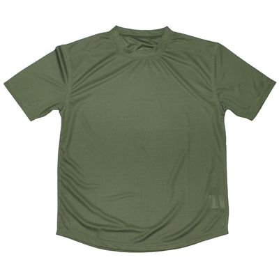British Army Olive Cool Max T Shirt