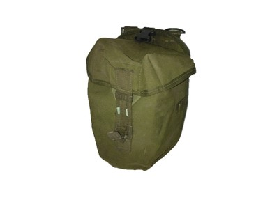 British Olive Utility/ Waterbottle Pouch Grade 2