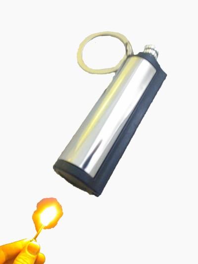 Permenant match keychain Lighter