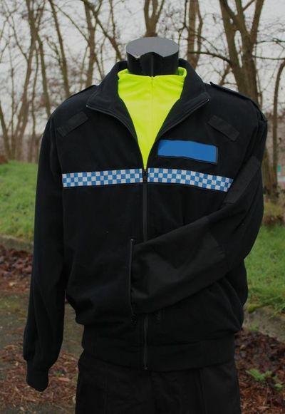 Police issue Fleece
