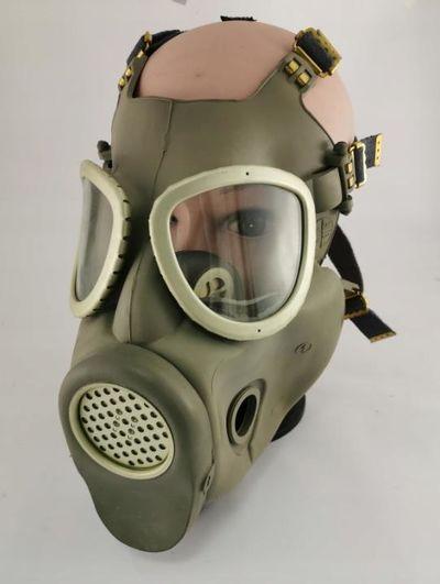 Polish army Mp4 Gas mask respirator