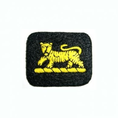 PWRR Tiger Patch Badge