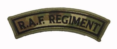 RAF Regiment Shoulder flash Multicam®