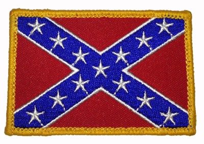 US Rebel Patch