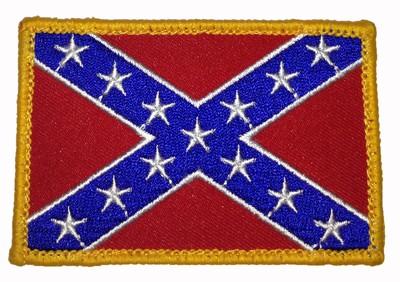 US Rebel Patch