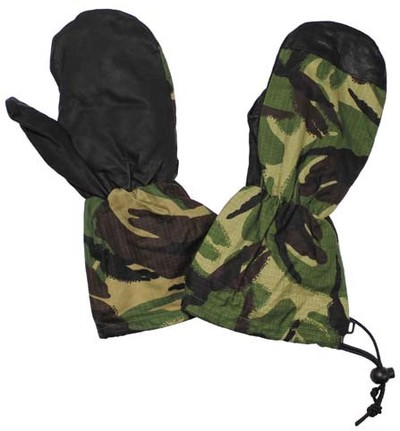 British army ripstop DPM Mitts
