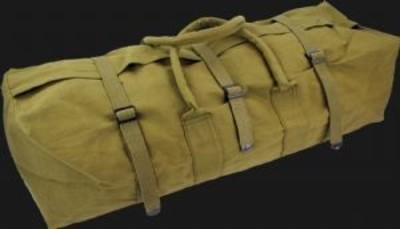 ROPE HANDLE TOOL BAG-OLIVE