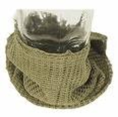 Scrim Net Scarf - Olive or Black