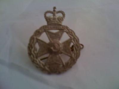 Royal Green Jackets Cap Badge