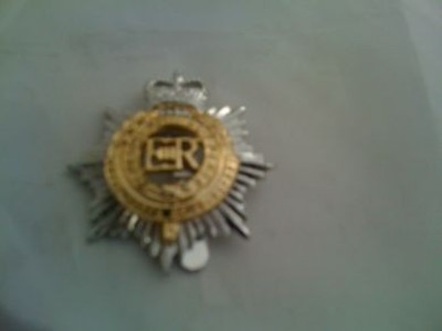 Royal Corps Of Transport Cap Badge
