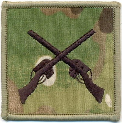Skill at Arms Trade badge Subdued, Colour & Multicam ®