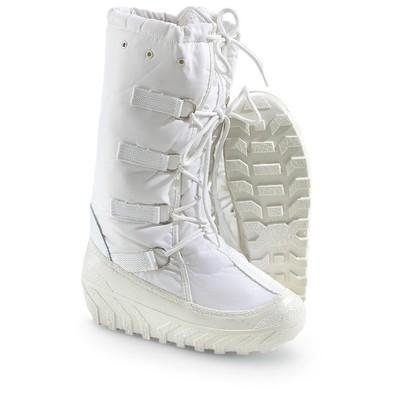 Italian Army Snow Boots