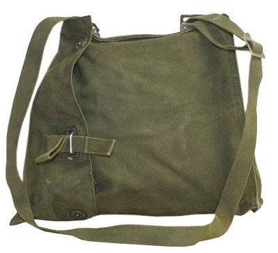 Swedish Gas Mask shoulder bag