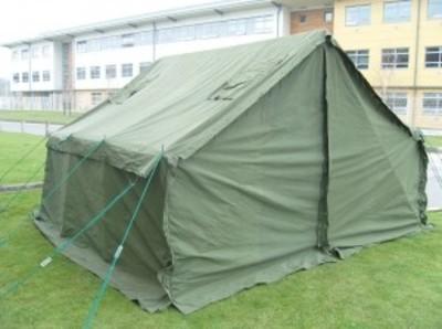 Swedish army 8 man Patrol Tent