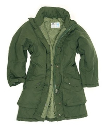 Swedish M90 Parka with unlined Hood