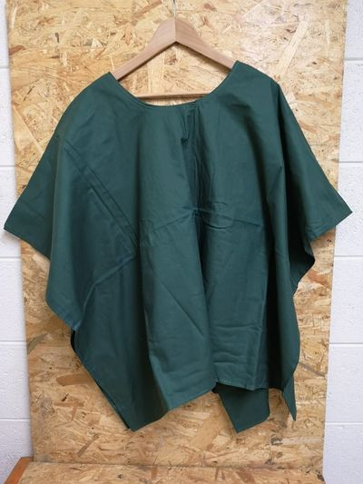Swedish Army Cotton Poncho
